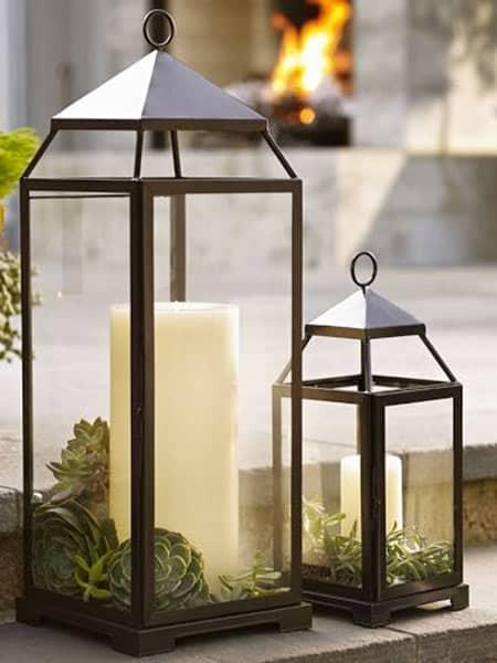 Lanterne da giardino modena rubiera arredo esterni for Lanterne arredo