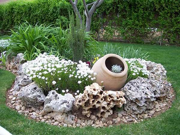 Decorazione Vasi Da Giardino : Arredo giardino rubiera reggio emilia u fioriere articoli sassi